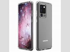 Galaxy S20 Ultra 5G Case, ULAK Clear Slim Fit Hybrid