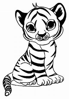 tigers to print for free tigers coloring pages