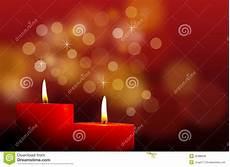 candele rosse candele brucianti rosse immagine stock immagine di scuro