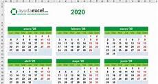 Calendario 2020 Xls Calendario Juliano 2020 Pdf Calendar Printable Free