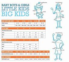 Youth Growth Chart Growth Chart Wholesale Kids Clothing Kids Online