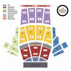 Greek Theater Chart 80 S Weekend 6 Saturday July 28 2018