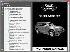 Land Rover Freelander 2 Service Manual Wiring Diagram