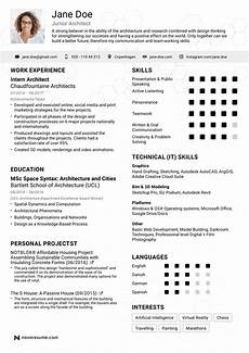 A Sample Of A Good Resume Resume Examples Amp Guides For Any Job 50 Examples