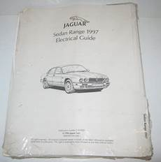 Jaguar Xj6 X300 Electrical Guide 1997 S 97 Sed