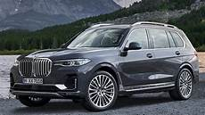 2019 Bmw X7 Suv Series all new 2019 bmw x7 is the automaker s largest suv