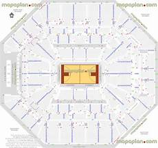 Spurs Seating Chart At Amp T Center San Antonio Spurs Basketball Game Arena