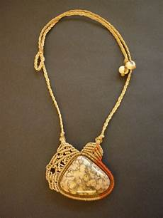 artesan 205 as leomar collares de macram 233 con piedras