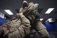Marine Corp Martial Art Marines Become Martial Arts Instructors Gt Headquarters