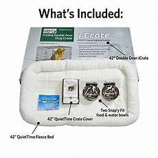 icrate crate starter kit 42 inch crate kit ideal