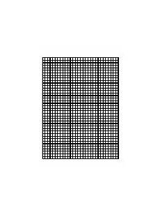 1 Square Per Inch Graph Paper Graph Paper 10 Squares Per Inch Printable Pdf Download