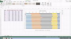 Excel 2013 Chart Wizard How To Create A Bar Chart In Excel 2013 Youtube