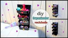 diy organizador diy organizador reciclado recycling organizer