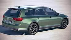 Volkswagen Alltrack 2020 by Volkswagen Passat Alltrack 2020