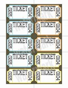 Print Tickets Free Unavailable Listing On Etsy