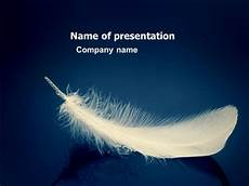 Feather Powerpoint Template Feather Powerpoint Template Backgrounds 05149