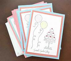 Diy Birthday Party Invitations Green Birthday Invitation Make Your Own Handmade Greeting