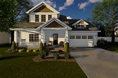 bungalow house plan 3 bedrms 2 5 baths 1618 sq ft