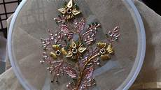 embroidery designs work for dresses ghagras