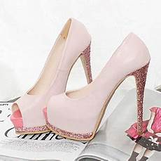 Light Pink Sparkly Heels Light Pink With Glitter Heels Im A Shoe