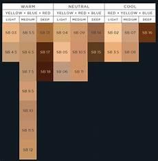 House Foundation Color Chart What Foundation Should I Wear Illamasqua Blog