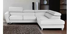Nicoletti Sofa 3d Image by 3560 60 Sparta Italian Leather White Sectional