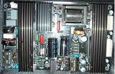 Polaroid Flm 323b Lcd Tv Repair Kit Capacitors Only Not