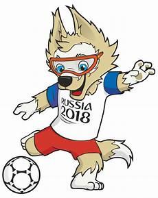 2018 fifa world cup logo mascot zabivaka logo fifa
