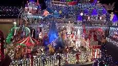 Lights Out 7 Winner House Transformed Into A Christmas Castle Winner Of