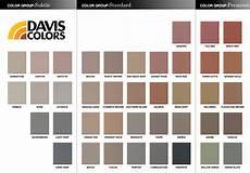 Solomon Mortar Color Chart Concrete Finishes Terra Ferma Landscapes