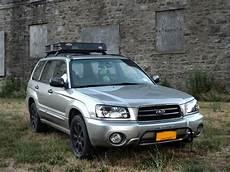 Subaru Forester Light 2005 Crystal Gray Metallic Subaru Forester Xs With Rally
