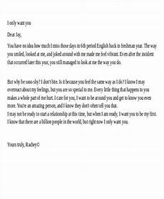 Love Letter Format Examples Free 35 Love Letter Templates In Pdf Ms Word