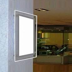 plexiglass cornici cornici luminose retroilluminate a led in plexiglass da