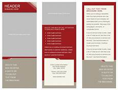 Template For Brochures Download Free Brochure Templates In Word Format Masteroffice