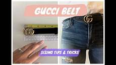 Gucci Pants Size Chart Gucci Marmont Belt Sizing Tips Tricks Amp Try On Youtube