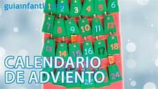 calendario de abviento calendario de adviento manualidad reciclada para navidad