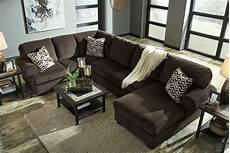 new large sectional living room brown corduroy fabric sofa