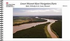 Army Corps Of Engineers River Charts Lower Missouri River Navigation Charts Rulo Nebraska To