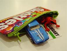 How To Make Candy Wrappers Candy Wrapper Pouch Tutorial Guest Post From Punkin