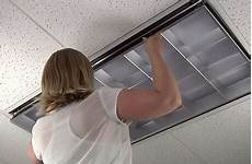 Fluorescent Light Filters Migraines Best Fluorescent Light Covers Eliminate Harsh Glare