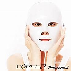 Professional Light Therapy Mask Deesse Professional Led Facial Mask Home Aesthetic Mask
