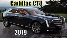 2019 cadillac ct8 interior new cadillac ct8 2019 review interior exterior