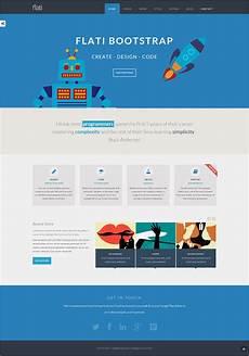 Php Site Template 17 Best Flat Design Website Templates Free Amp Premium