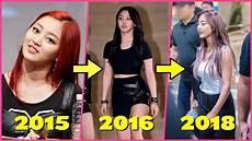 s jihyo transformation 2015 2018 weight loss
