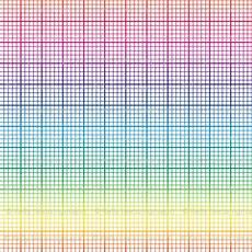 Rainbow Graph Paper Rainbow Graph Paper Small Rainbow Fabric Weavingmajor