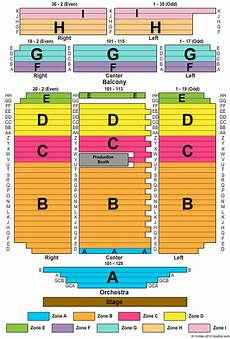 Paramount Asbury Park Seating Chart Ky Center For The Arts Seating Chart Bing