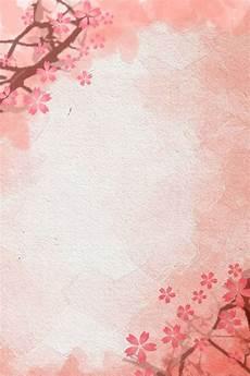 Background Simple Elegant Pink Flower Fresh And Simple Elegant Background