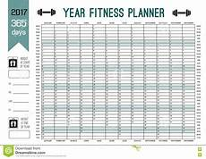 Yearly Workout Plan Year Wall Planner Template Plan Out Your Whole Fitness