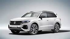 Touareg Vw 2019 by 2019 Volkswagen Touareg Debuts In Beijing And Won T Be