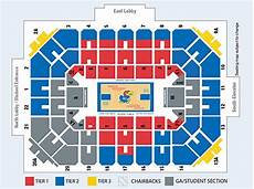 Umbc Fieldhouse Seating Chart Ku Donors Getting New Sections At Allen Fieldhouse